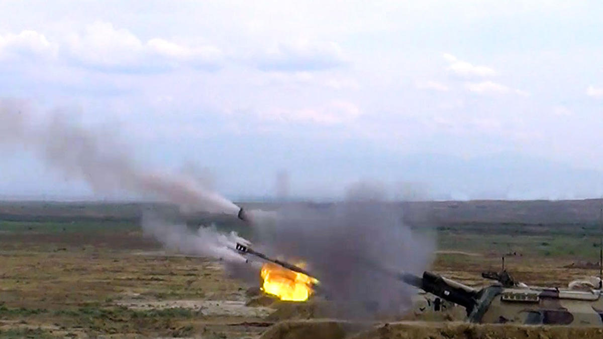 Armenia continues to shell Azerbaijan's cities with missiles, heavy artillery - top official