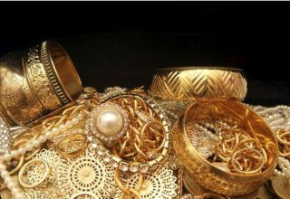 Turkish jewelry supplies to Azerbaijani market plunge