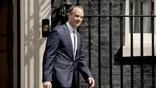 Former UK Brexit minister Raab enters battle to be next PM