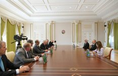 President: Azerbaijan interested in Swiss companies' participation in industrial, infrastructure projects in country (PHOTO) - Gallery Thumbnail