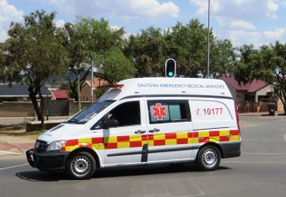 Road carnages claim 589 lives in S. Africa since start of festive season