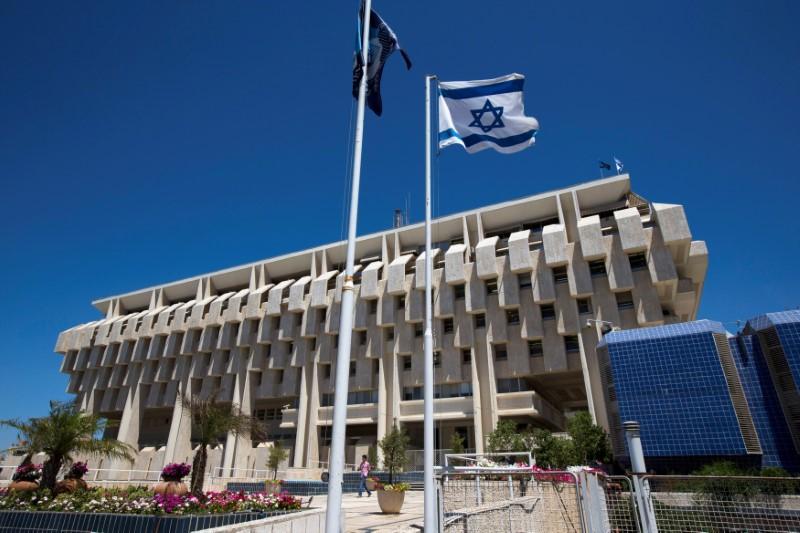 Банк Израиля оставил учетную ставку без изменений на уровне 0,1%