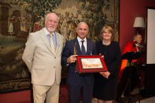 Azercell receives award from int'l organization (PHOTO) - Gallery Thumbnail