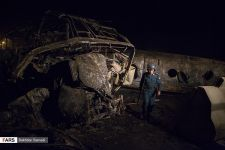 Traffic accident leaves  at least 13 killed in western Iran (Photo, Video) - Gallery Thumbnail