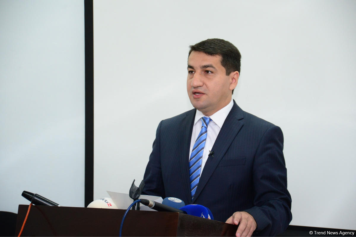 MFA: Armenia completely remote from civilized norms of behavior (PHOTO)