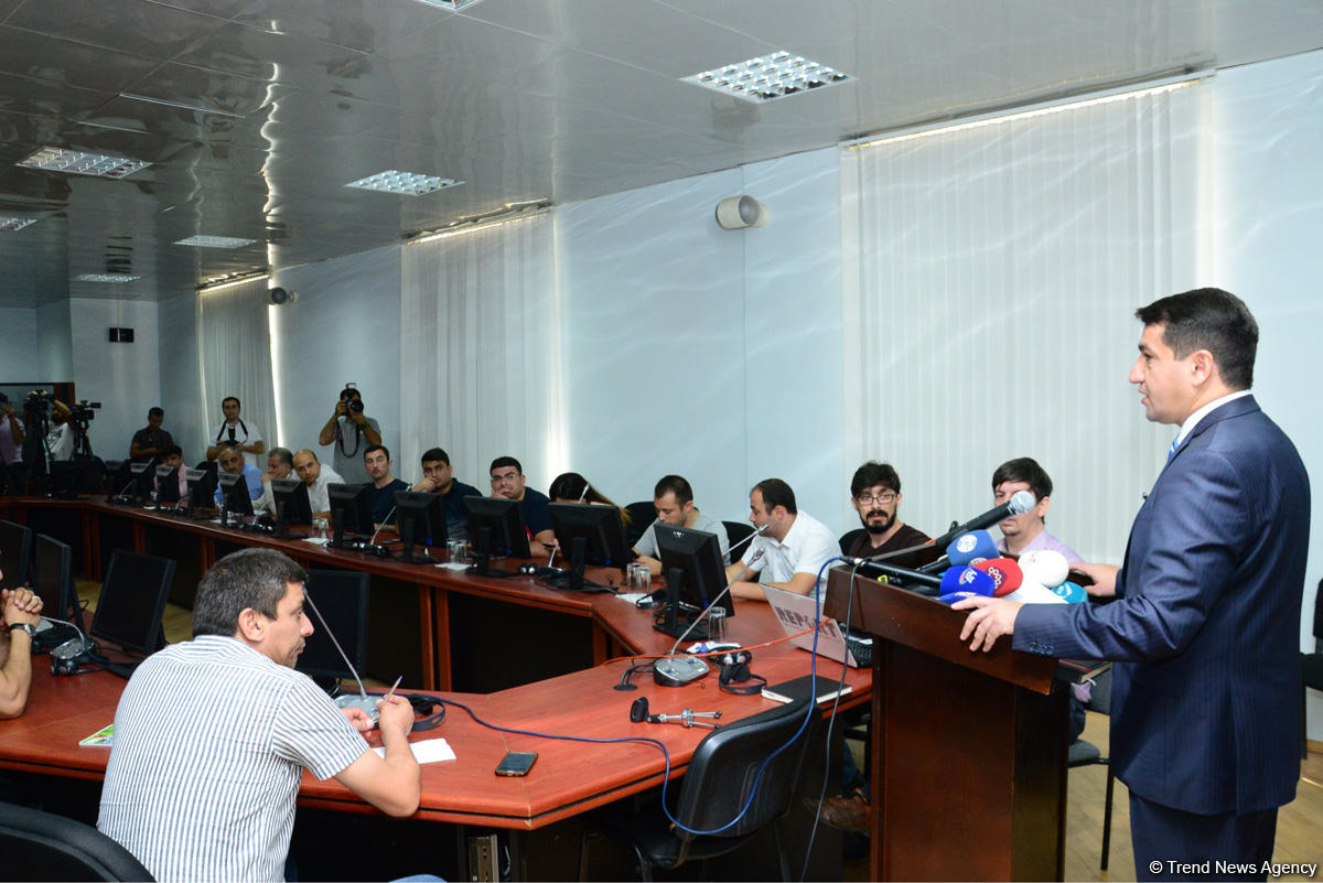 MFA: Armenia completely remote from civilized norms of behavior (PHOTO) - Gallery Image