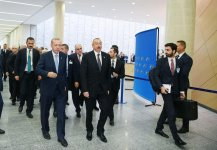 Ilham Aliyev attends meeting on NATO mission in Afghanistan (PHOTO) - Gallery Thumbnail