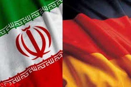 Iran talks launching first direct train with Germany