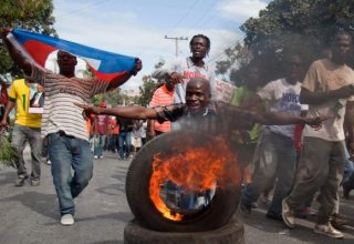 UN says Haiti protests have taken at least 42 lives