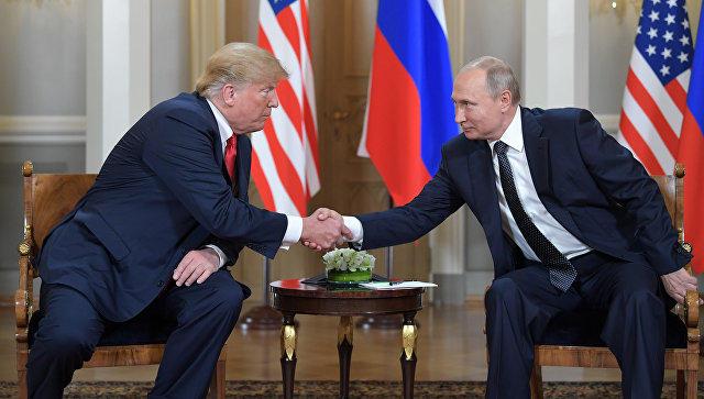Путин и Трамп в продолжительном разговоре обсудили пандемию и цены на нефть
