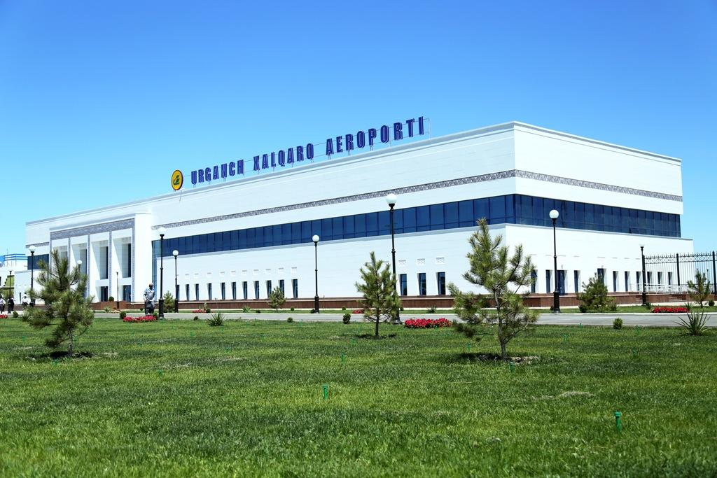 Urgench airport in Uzbekistan to buy enamel and solvent for airfield coating via tender