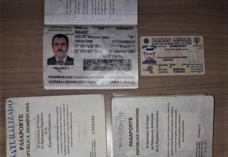 Azerbaijan foils attempts of foreigners with forged documents to cross border (PHOTO)