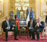 President Ilham Aliyev met with President of French Senate (PHOTO) - Gallery Thumbnail
