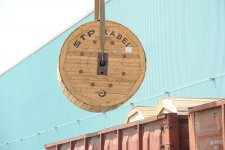 Sumgayit Technology Park supplies high voltage cable to Kazakhstan (PHOTO) - Gallery Thumbnail