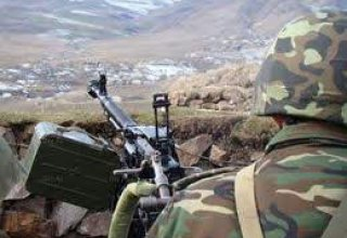 Armenia flagrantly violates ceasefire in direction of Azerbaijan's Nakhchivan