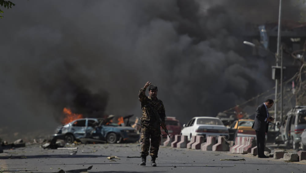 2 police officers killed in Kabul bomb attack