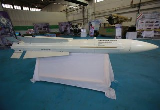 Iran starts mass-production of air-to-air missile