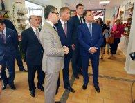 В Латвии открылся Торговый дом Азербайджана (ФОТО) - Gallery Thumbnail