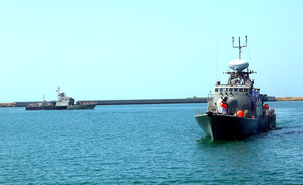 Россия и Иран планируют провести совместные учения в Каспийском море