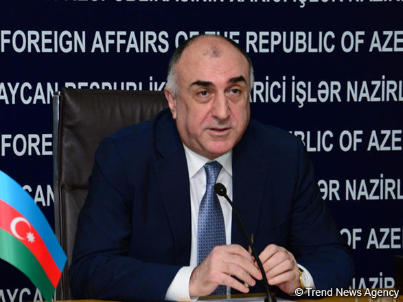 Azerbaijani FM hails signing of Convention on Caspian Sea status