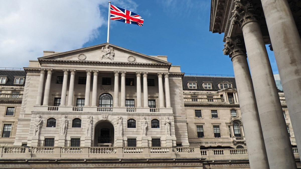 Bank of England says working with partners to offset coronavirus impact