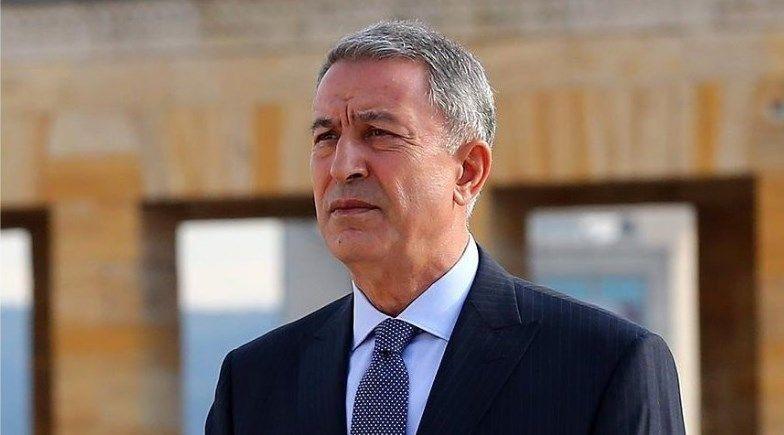 Hulusi Akar: Atəşkəs üçün edilən çağırışlar səmimi və inandırıcı deyil