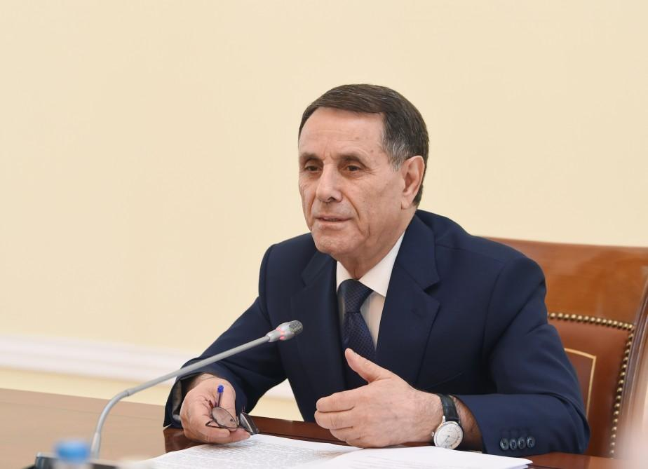 Novruz Mammadov: Contract of Century became important guarantee of state independence