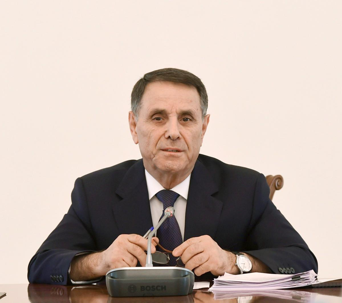 PM: Work carried out to increase military-industrial potential of Azerbaijan