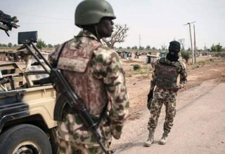 13 Boko Haram militants surrender to Nigerian troops