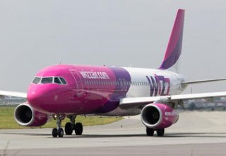 Hungarian airline Wizz Air to resume flights from Georgia's Kutaisi International Airport