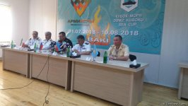 """International """"Sea Cup-2018"""" competition starts in Baku - Gallery Thumbnail"""