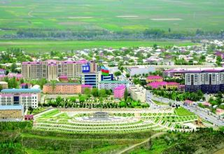Azerbaijan's Nakhchivan Autonomous Republic sees annual increase in GDP