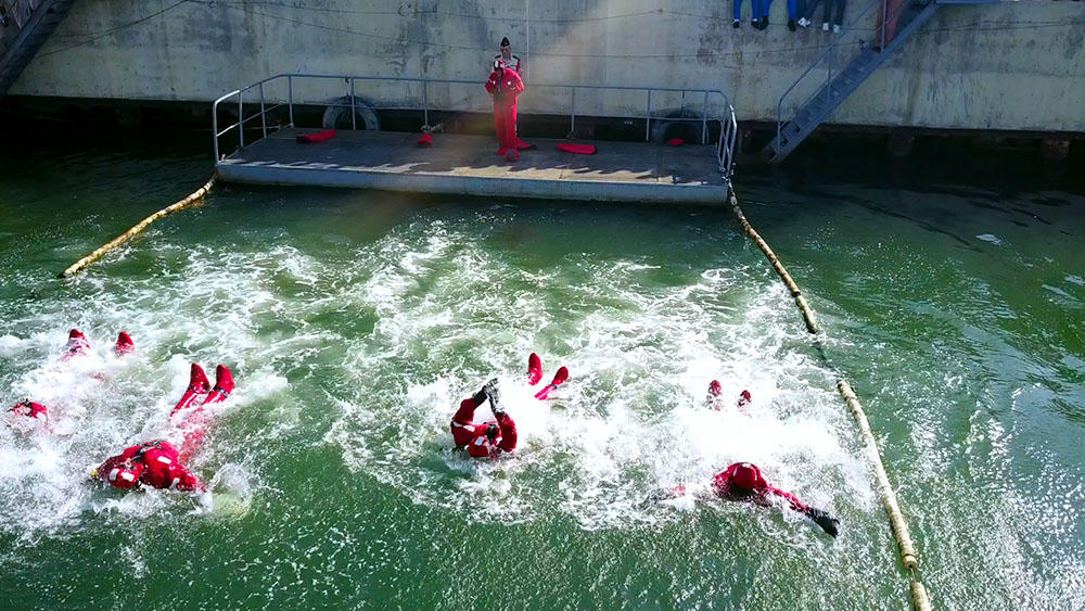 Azerbaijani Navy team ranks 2nd in competition at Sea Cup 2018 (VIDEO)