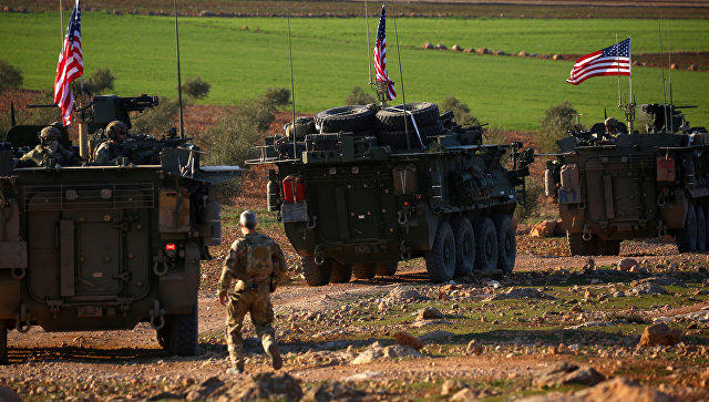 US to keep control over oil fields in Syria
