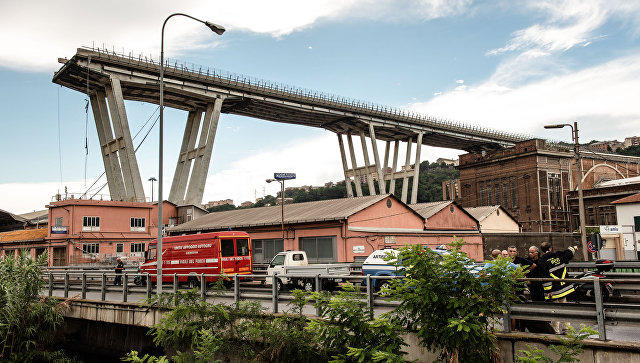 Italy acts to revoke motorway concession after bridge collapse