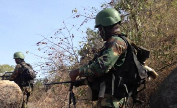 Four armed separatists arrested over murder of Cameroonian army officer