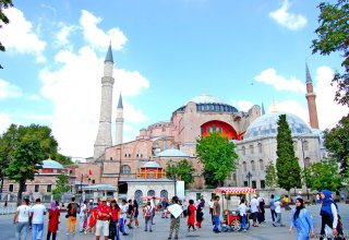 Turkey sees growth in number of tourists from Kazakhstan