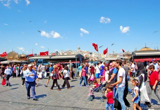 Kazakh tourists make fewer visits to Turkey