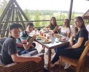 Азербайджанские школьники совершили экскурсию по Москве и Казани (ФОТО) - Gallery Thumbnail