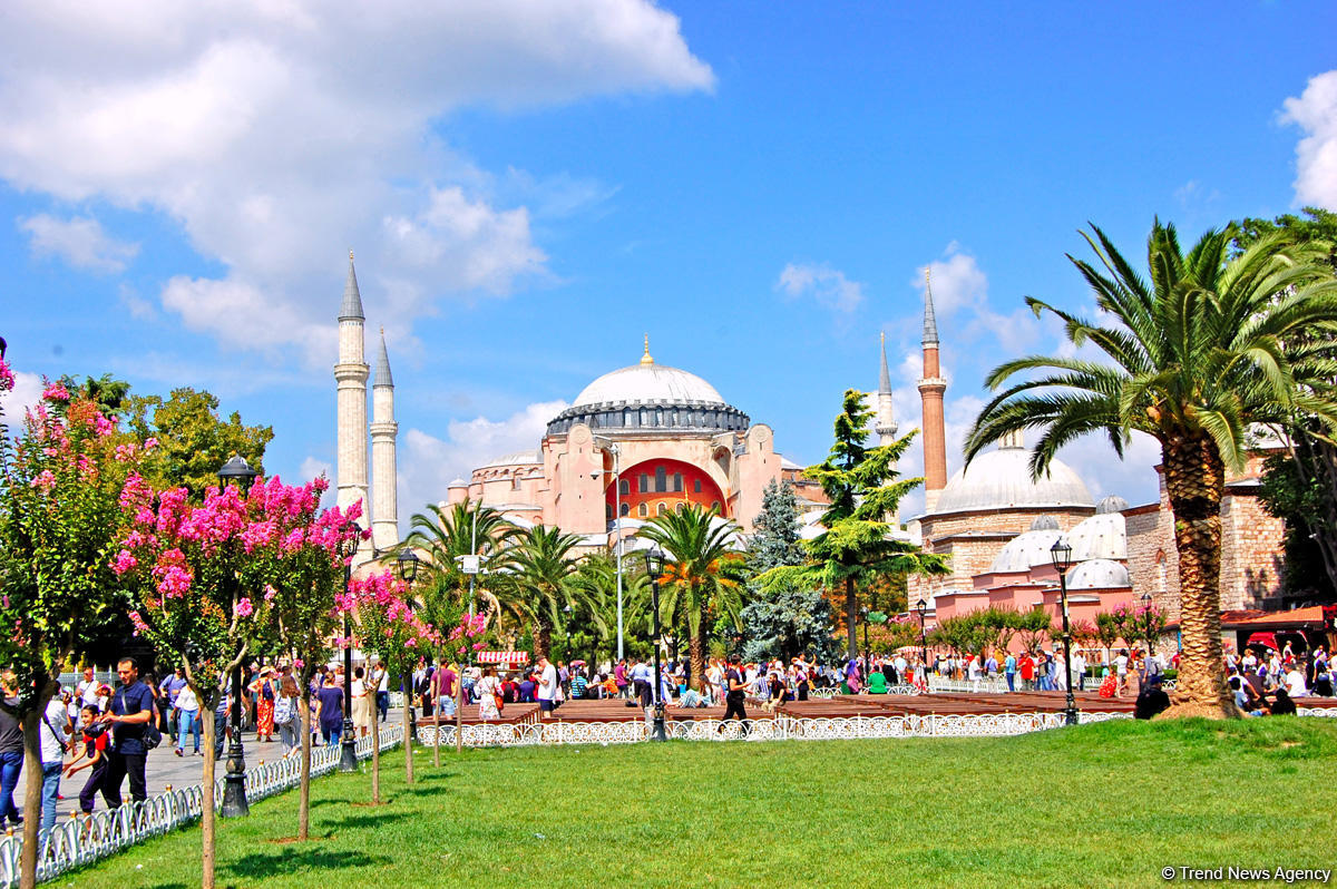 Some 27 million foreigners visit Turkey in Jan-Aug