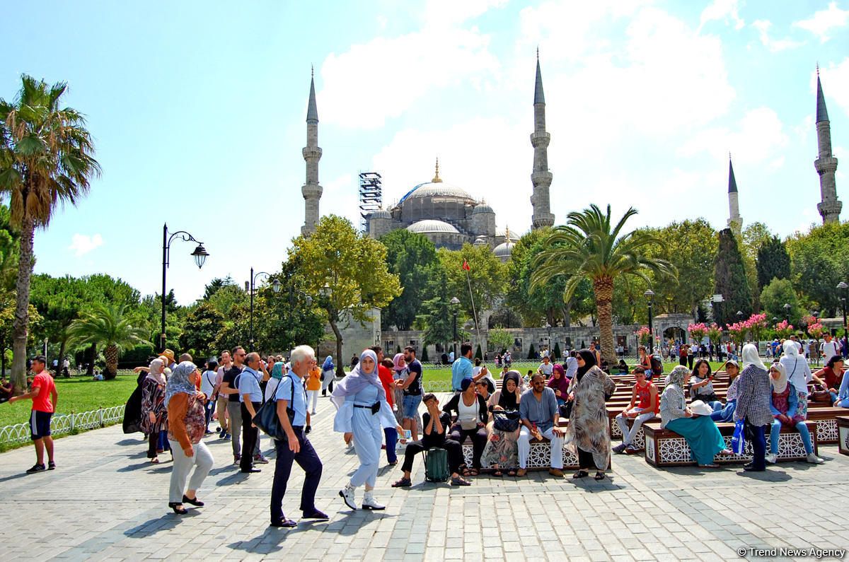 Over 100,000 tourists from Israel and US visited Turkey in October