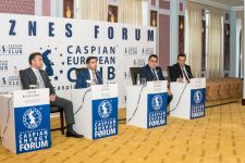 Caspian European Club holds business forum with State Agency for Mandatory Medical Insurance (PHOTO) - Gallery Thumbnail