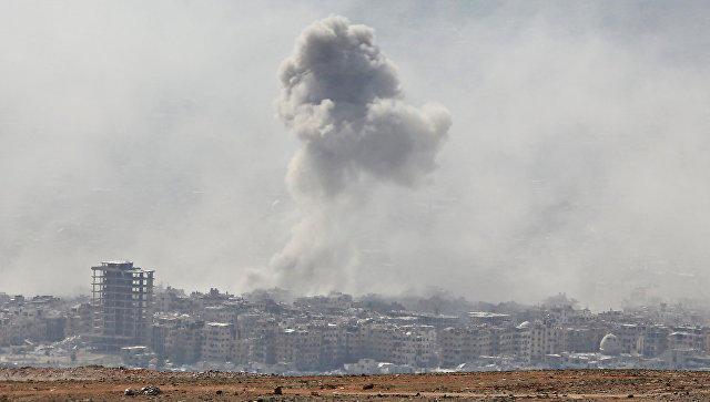 Suriyada İsrailin hərbi hücumunun qarşısı alınıb