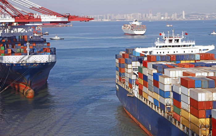 Trade turnover between China, SCO member countries surges in 2020