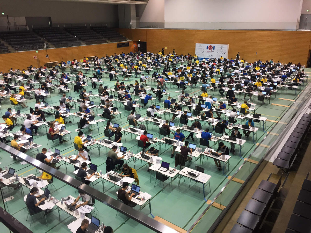 Int'l Olympiad in Informatics with Azercell's support ends (PHOTO)