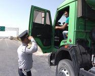 Dövlət Yol Polisi istirahət mövsümünün bitməsi ilə əlaqədar reydlərə başlayıb (FOTO) - Gallery Thumbnail