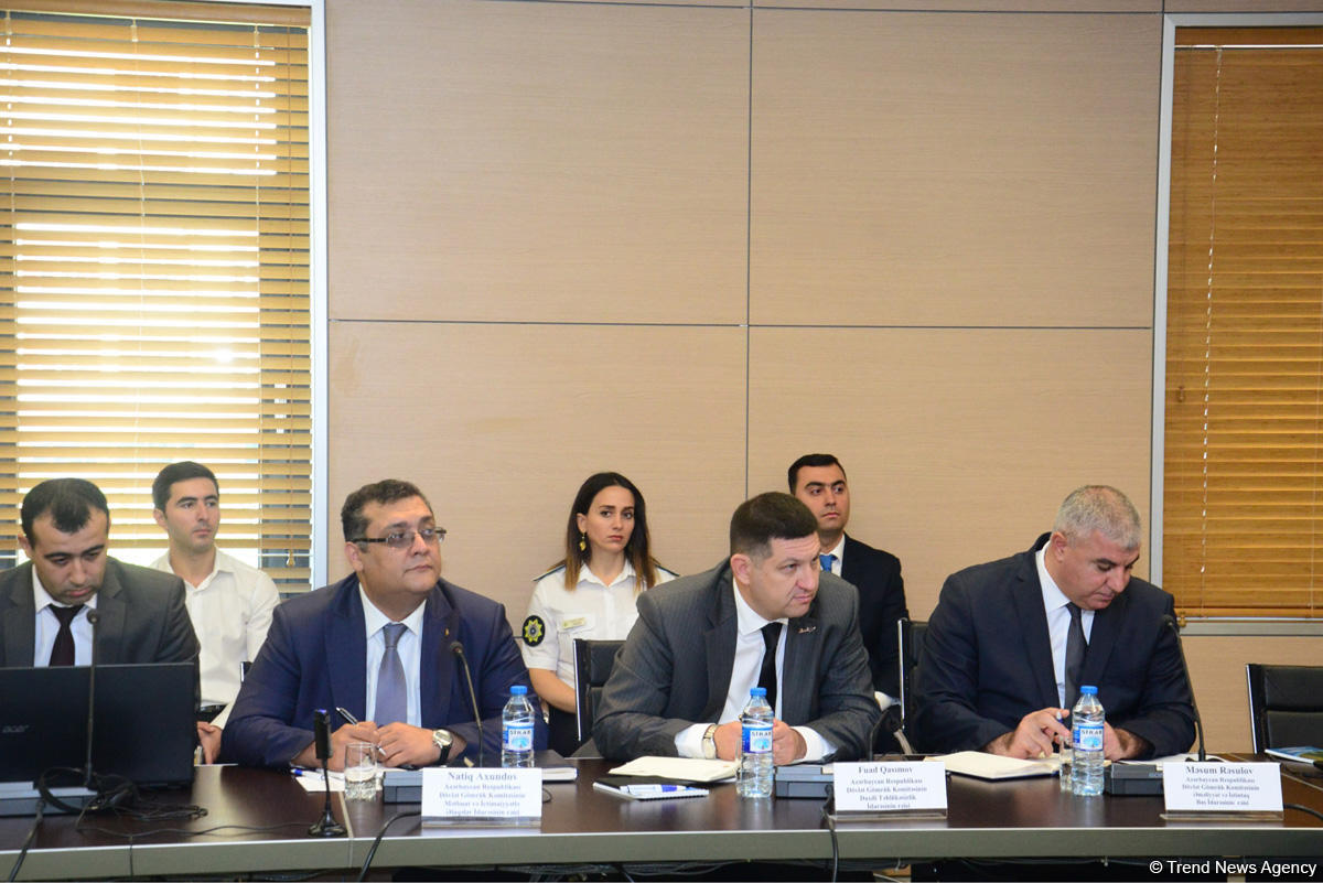 Azerbaijani customs committee eyes to exceed state budget revenue forecast (PHOTO) - Gallery Image