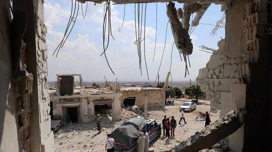 Syrian army declares resumption of military operations in Idlib