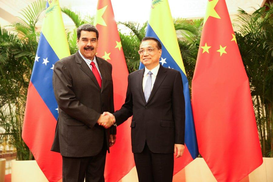 Venezuela hands China more oil presence, but no mention of new funds