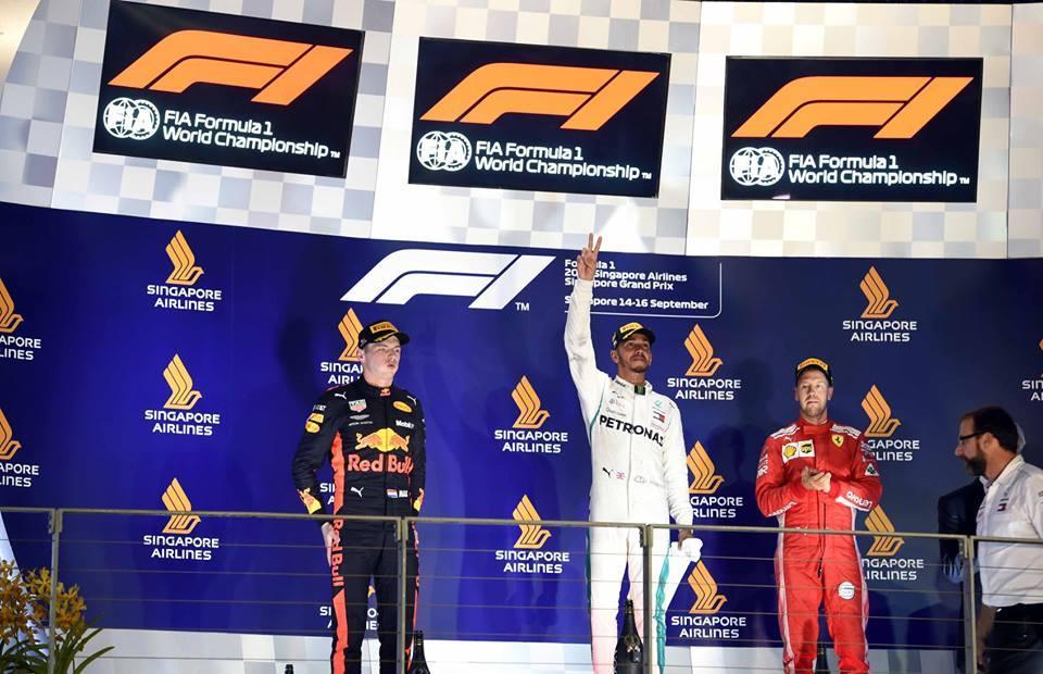 """""""Formula-1"""" Sinqapur Qran-Prisinin sonuncu günündən reportaj (FOTO/VİDEO)"""